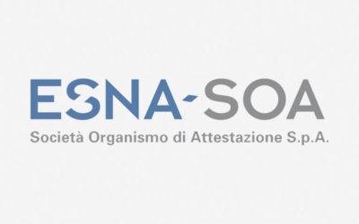 Nuova certificazione SOA