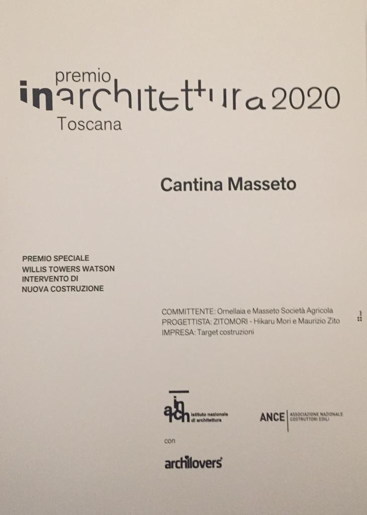 Cantina di Masseto, Frescobaldi, Bolgheri
